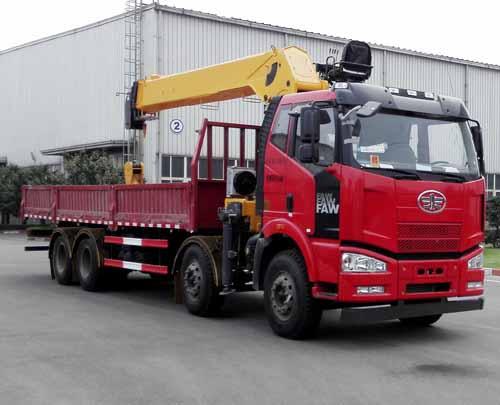 J6解放14噸|16噸隨車吊