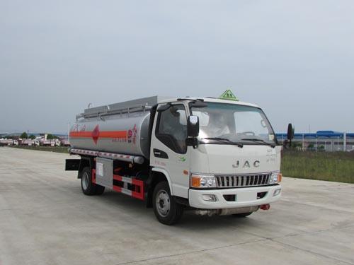 江淮6-7噸加油車