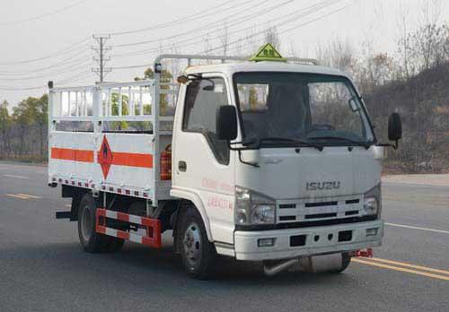 慶鈴五十鈴4.2氣瓶運輸車