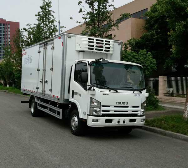 五十铃700P冷藏车(国5)