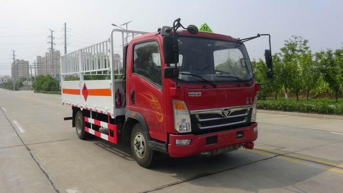 HCQ5048TQPZZ5氣瓶運輸車