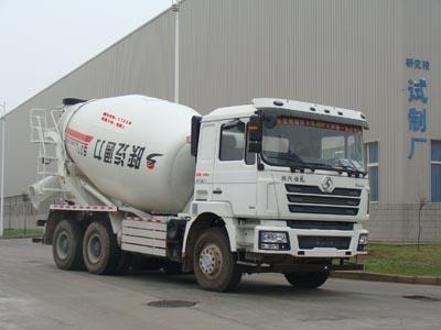 SX5258GJBDT434TL混凝土搅拌运输车