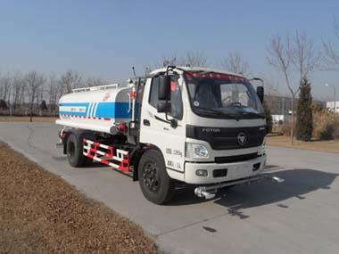 北京市清洁机械厂BQJ5121GSSB型福田欧马可洒水车