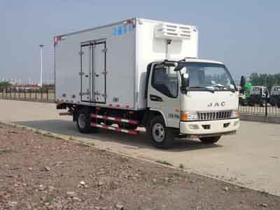江淮骏铃6.2米冷藏车(国5)