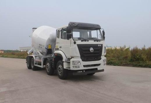 ZZ5325GJBN3263E1K混凝土搅拌运输车