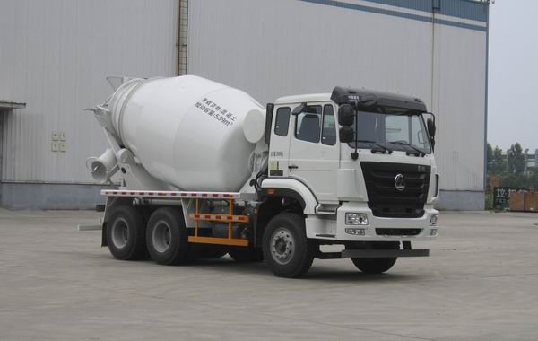 ZZ5265GJBK3243E1K混凝土搅拌运输车