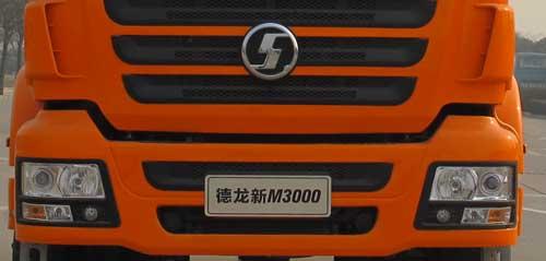 陕汽采油车图片