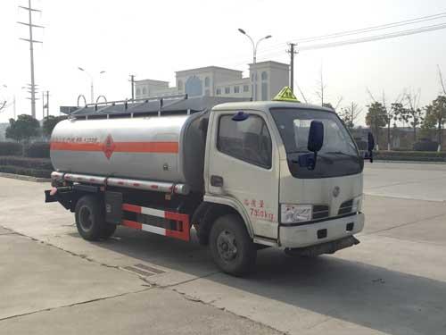 鋁合金流動加油車6噸加油車廠家價格圖片