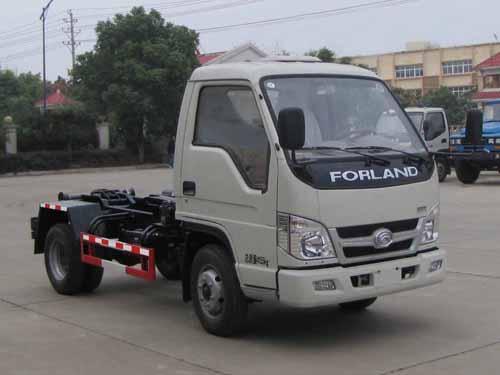 2-3方福田时代车厢可卸式垃圾车