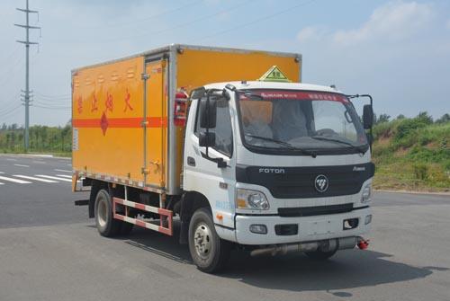 JHW5080XQYB-A2爆破器材運輸車