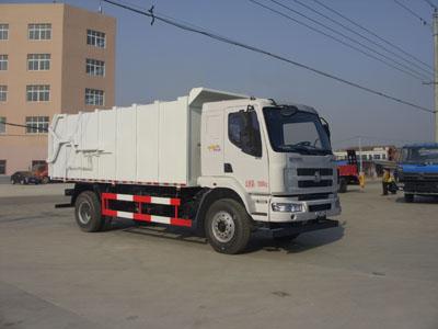 CLW5160ZDJL5压缩式对接垃圾车