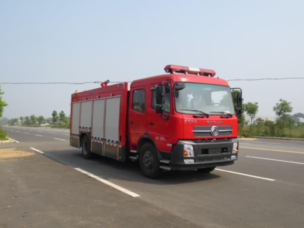JDF5154GXFSG60水罐消防车
