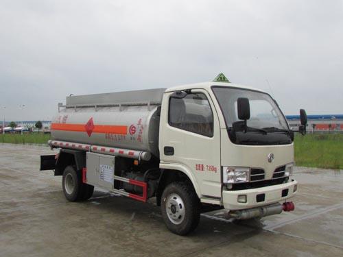 东风4吨-5吨加油车