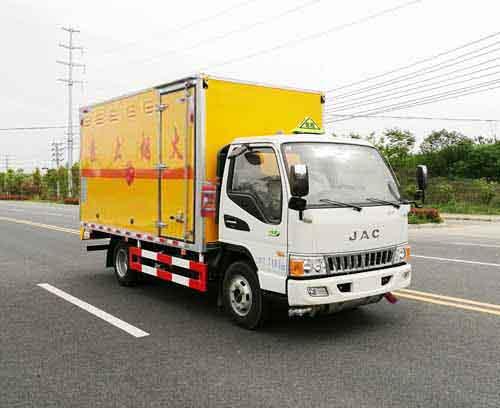 JHW5070XQYH爆破器材運輸車