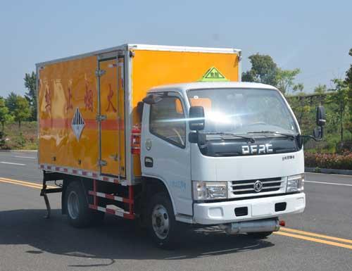 JHW5041XZWE雜項危險物品廂式運輸車