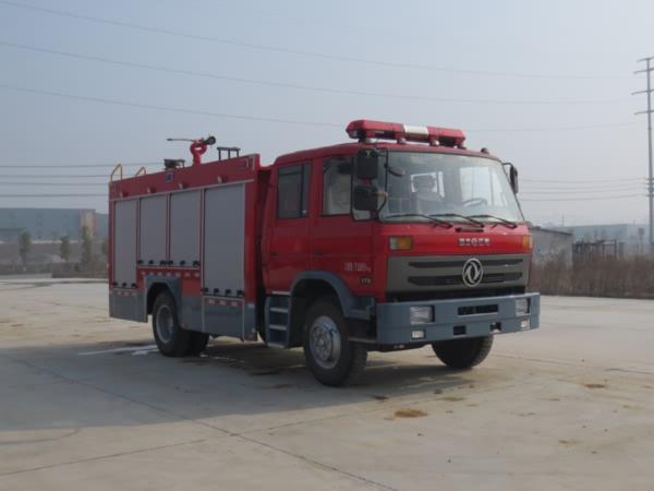 JDF5140GXFSG50/E水罐消防车