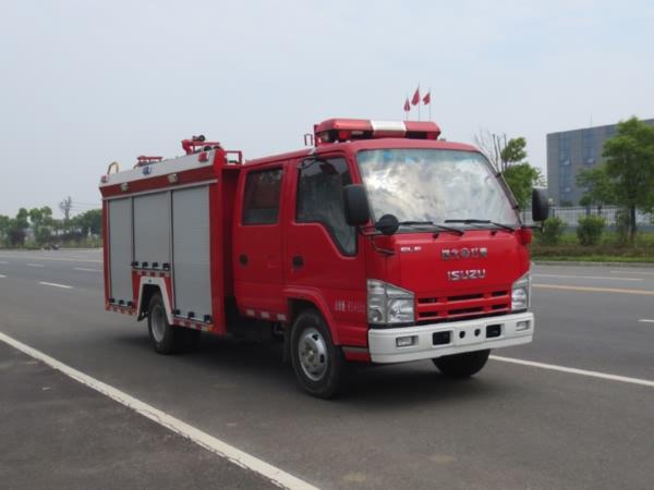 JDF5071GXFSG20/Q水罐消防车