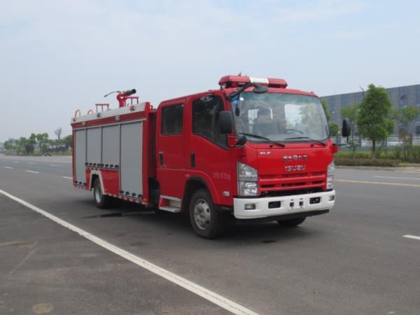 JDF5100GXFPM30/Q泡沫消防车