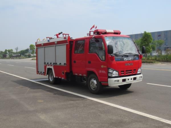 JDF5072GXFSG20/Q水罐消防车
