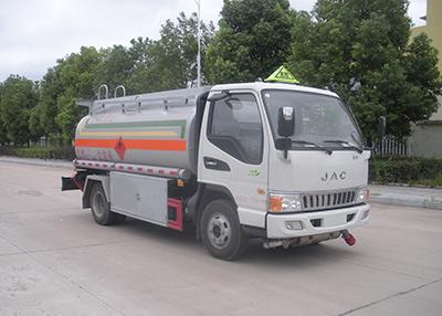 江淮4吨加油车