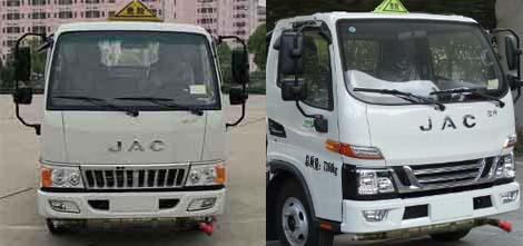 JHW5070TQPH氣瓶運輸車圖片