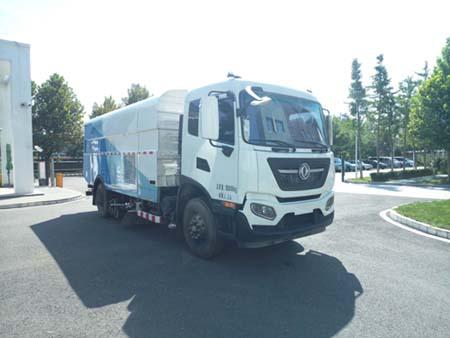 北京市清洁机械厂BQJ5181TXSE5型洗扫车