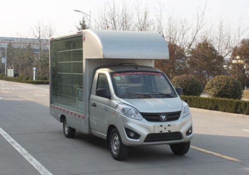 福田LED广告车