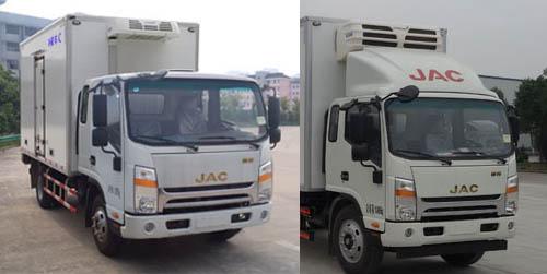 CLW5040XLCH5冷藏车图片