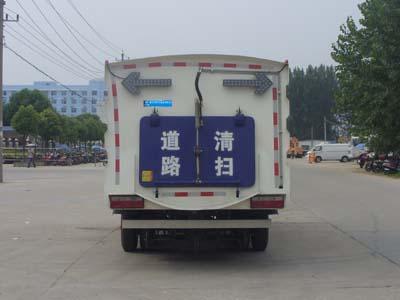 国五大多利卡扫路车图片