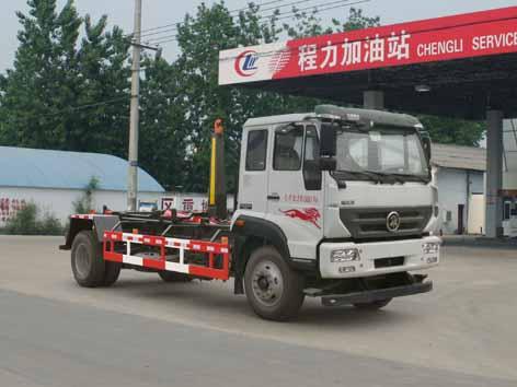 CLW5160ZXXZ5车厢可卸式勾臂垃圾车