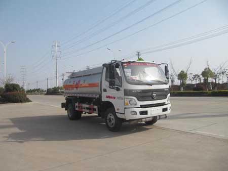 福田歐馬可5噸加油車