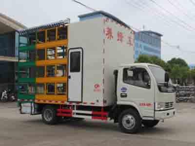 CLW5040CYF5养蜂车