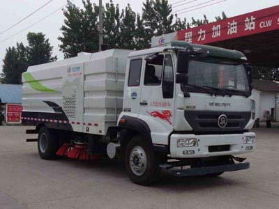 CLW5160TSLZ5扫路车