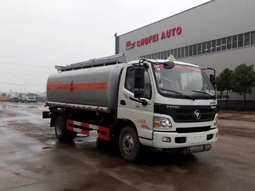 福田歐馬可8噸加油車