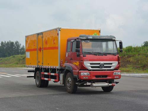 JHW5160XQYZ爆破器材運輸車