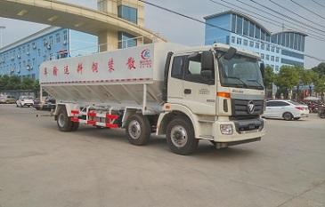 CLW5252ZSLD5散装饲料运输车