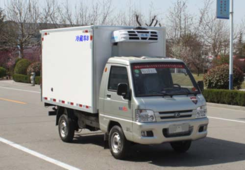 福田牌冷藏车有什么用途?奥铃t3冷藏车图片