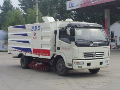 CLW5080TSLD5扫路车