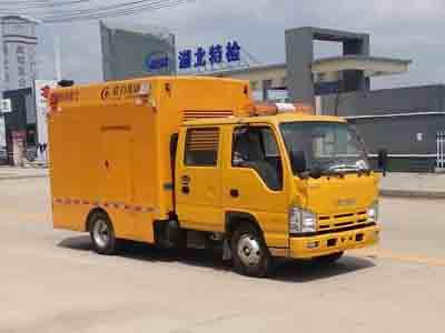 CLW5040XXHQ5救险车