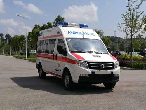 新东风御风救护车的配置|救护车价格