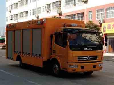 CLW5080XXHD5救险车