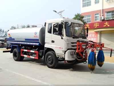 CLW5160GQX5护栏清洗车