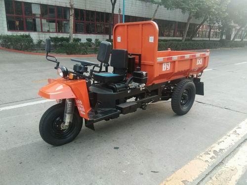 山东时风7YP-1475DAW型自卸三轮汽车