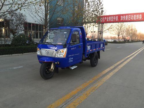 山东时风7YPJ-1150DC1型自卸三轮汽车