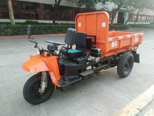 山东时风7YP-1775DAW型自卸三轮汽车