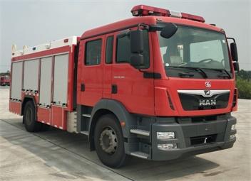 WHG5160GXFPM60/M泡沫消防车