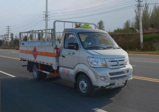气瓶运输车图片