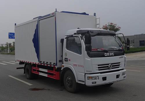 HYS5100TWCE5污水处理车图片