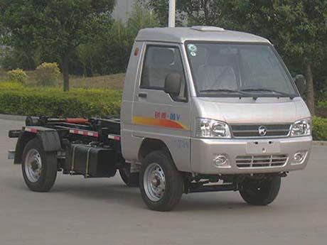 凯马锐菱3吨车厢可卸式垃圾车