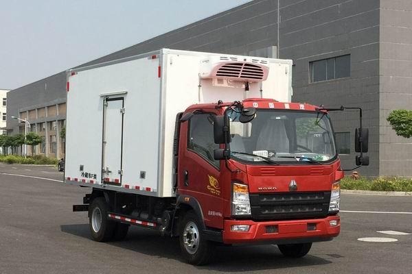 ZZ5047XLCF341CE145冷藏车